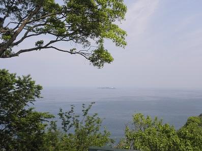 熱海(ローズガーデンから)