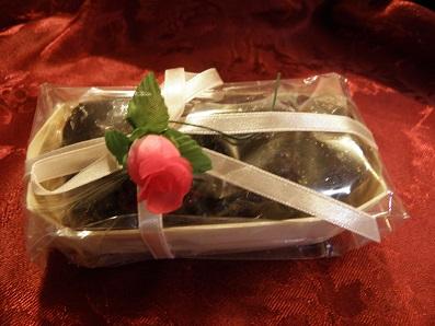 バラの発酵種のケーキ
